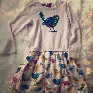 Mini Boden dress 9-10